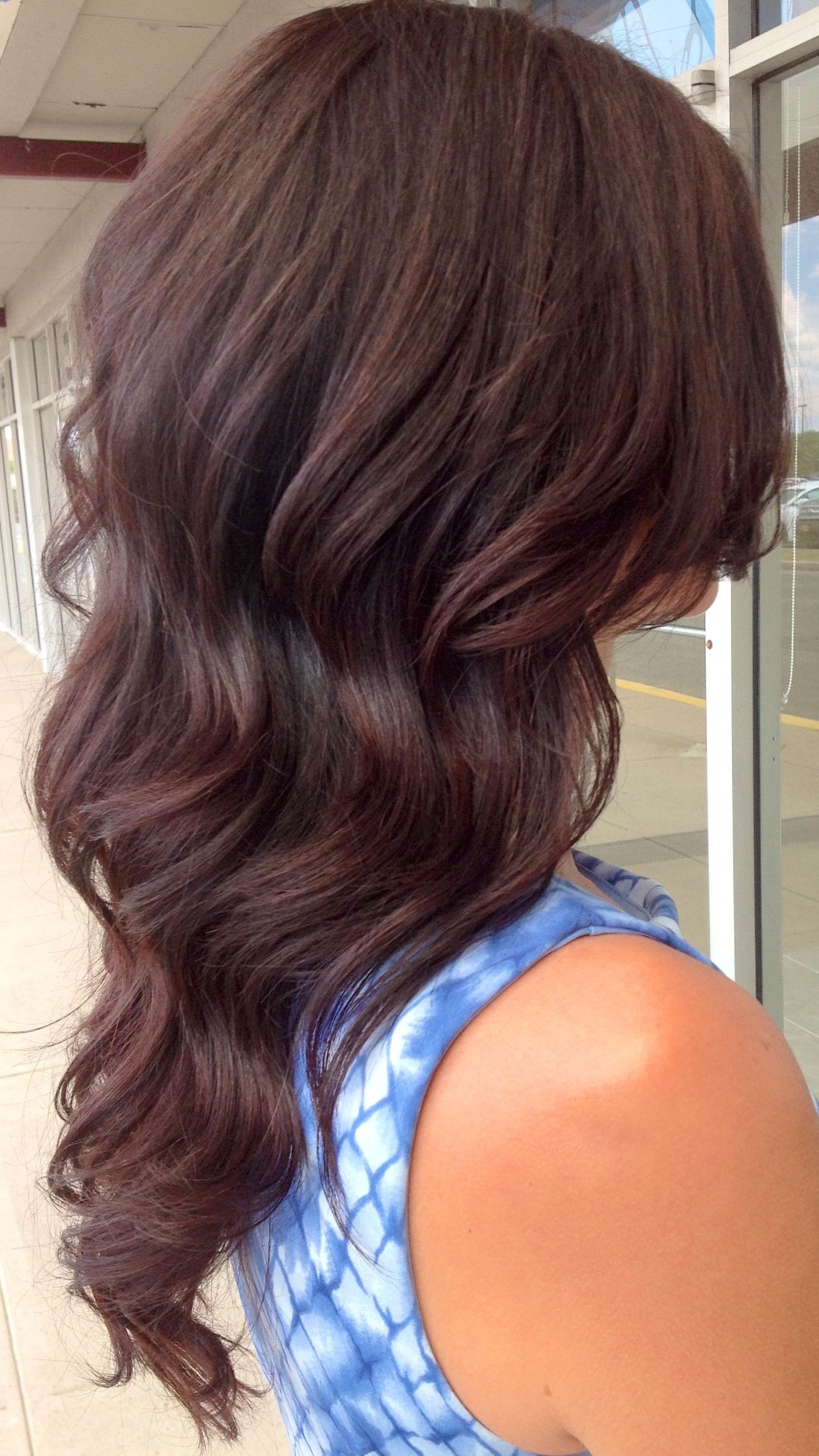 Farbe Mokka Chocolate Mocha!!! | Mocha Brown Hair, Mocha Hair, Hair
