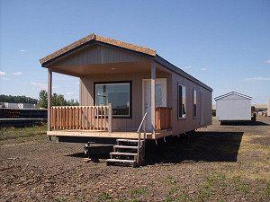 Fleetwood Weston Xtreme 14441E Manufactured Homes Park Model