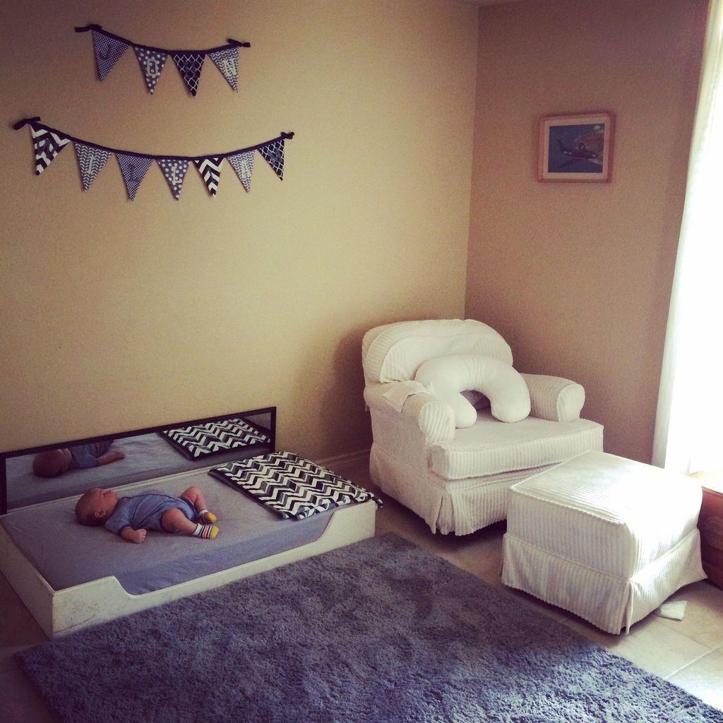 30+ Smart Montessori Ideas For Baby Bedroom Baby bedroom