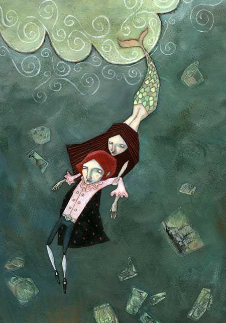 Ofra Amit, The Mermaid