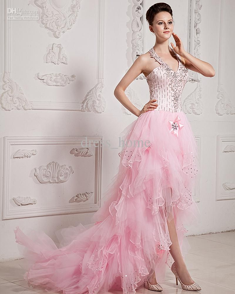 pink Short Prom Dresses   ... to Post :Wholesale Prom Dresses Buy ...