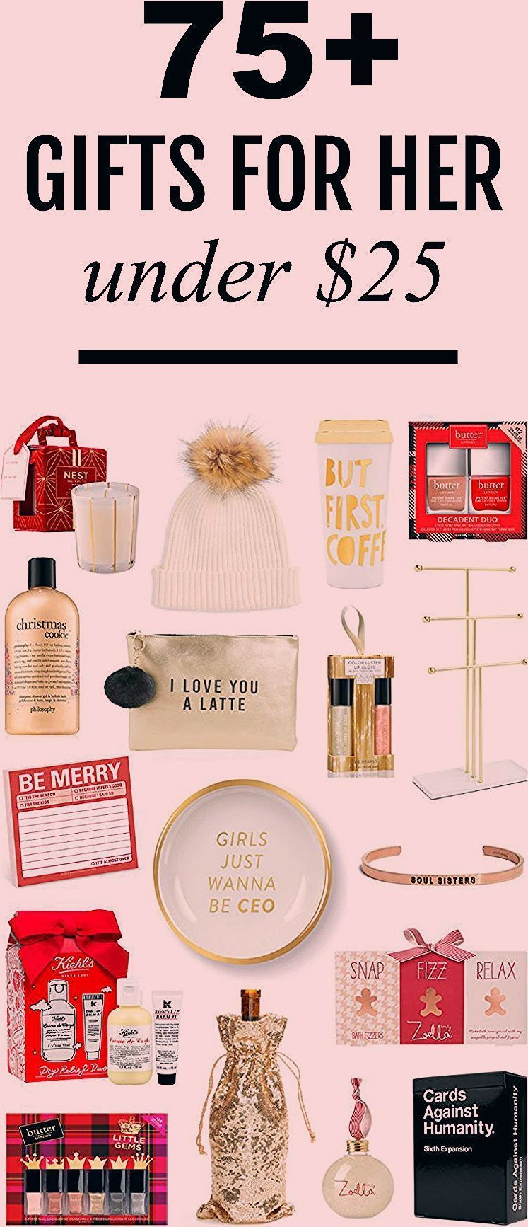 75 Christmas Giftd For Mom 2020 So many great ideas! | Fashion, lifestyle and beauty blogger Mash