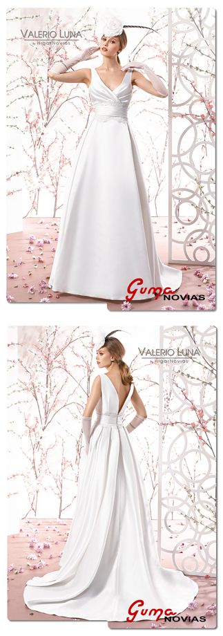 Vestidos de novia calle laguna madrid
