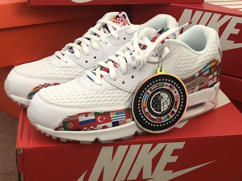 Men's Nike Air Max 90 NIC QS