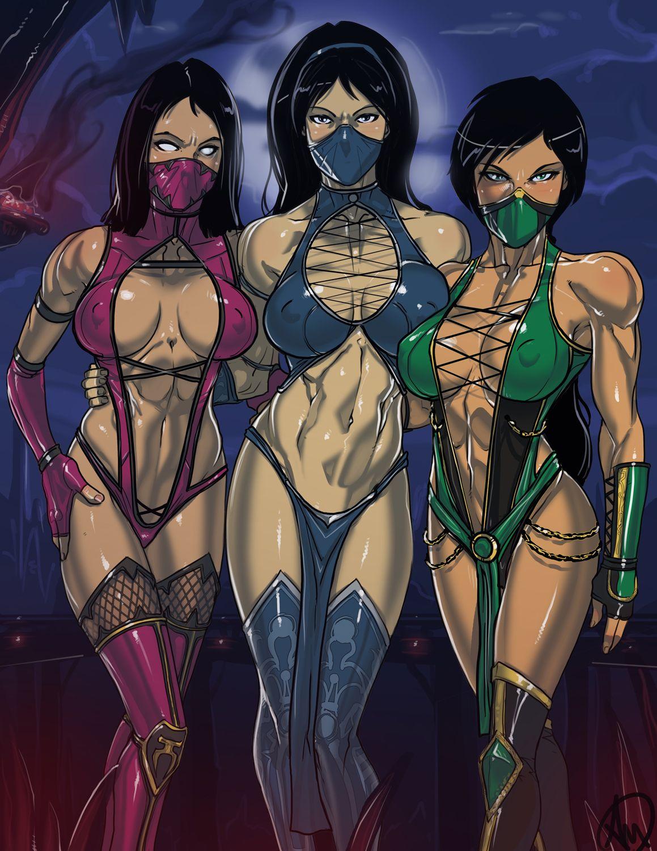 Mortal Kombat Babes 108