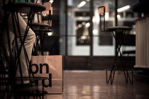 un punto de vista diferente: shopping