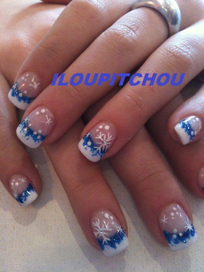 Photo of Image – NINON – Nail Art Nail Art Decoration – Skyrock.com – Nail Design Ideas!