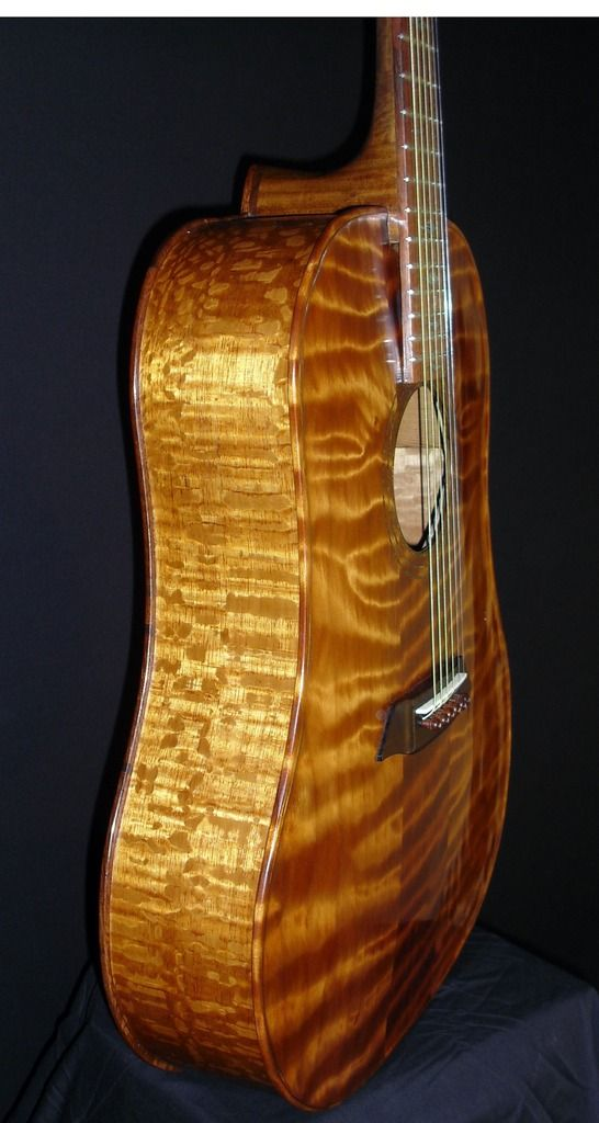Welcome New Sponsor Jessupe Goldastini The Acoustic Guitar Forum Guitar Acoustic Guitar Custom Acoustic Guitars