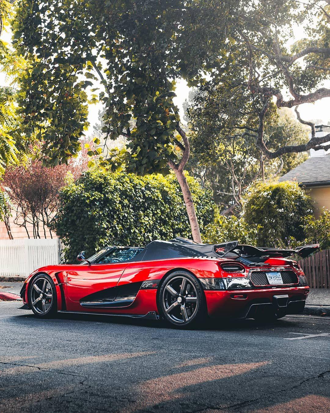 Sw Sports Car Koenigsegg Toyota