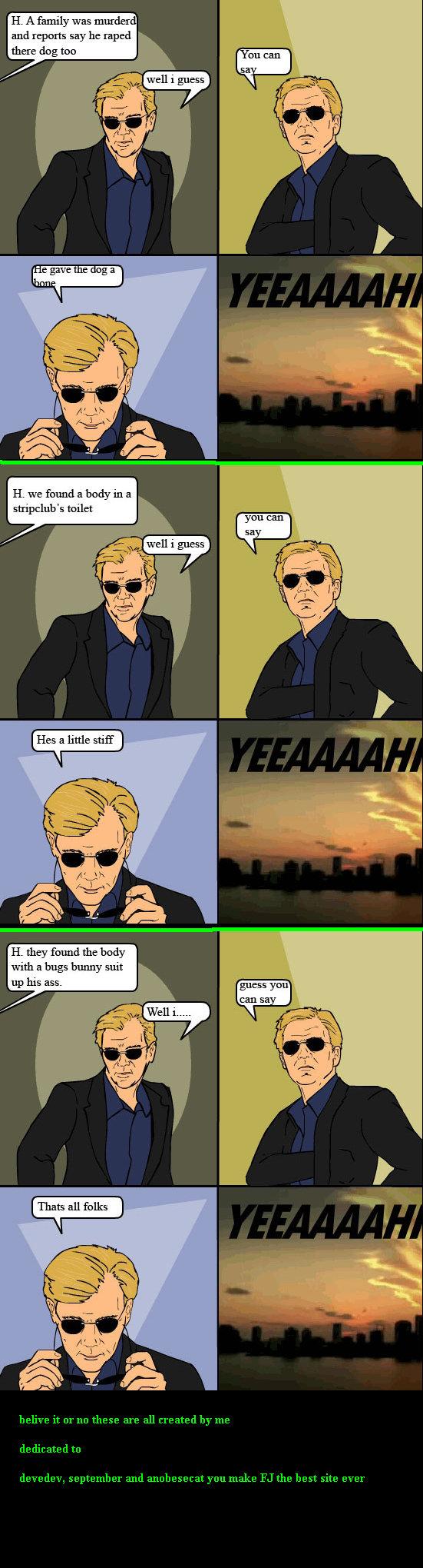 Csi Miami Lol S Csi Miami Csi Funny Pictures