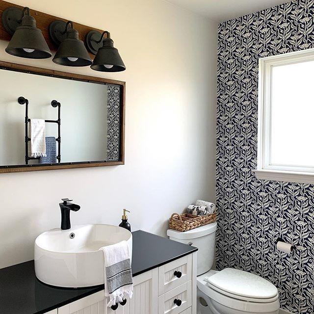 Photo of HOW TO MIX METALS IN A BATHROOM – CLARK + ALDINE