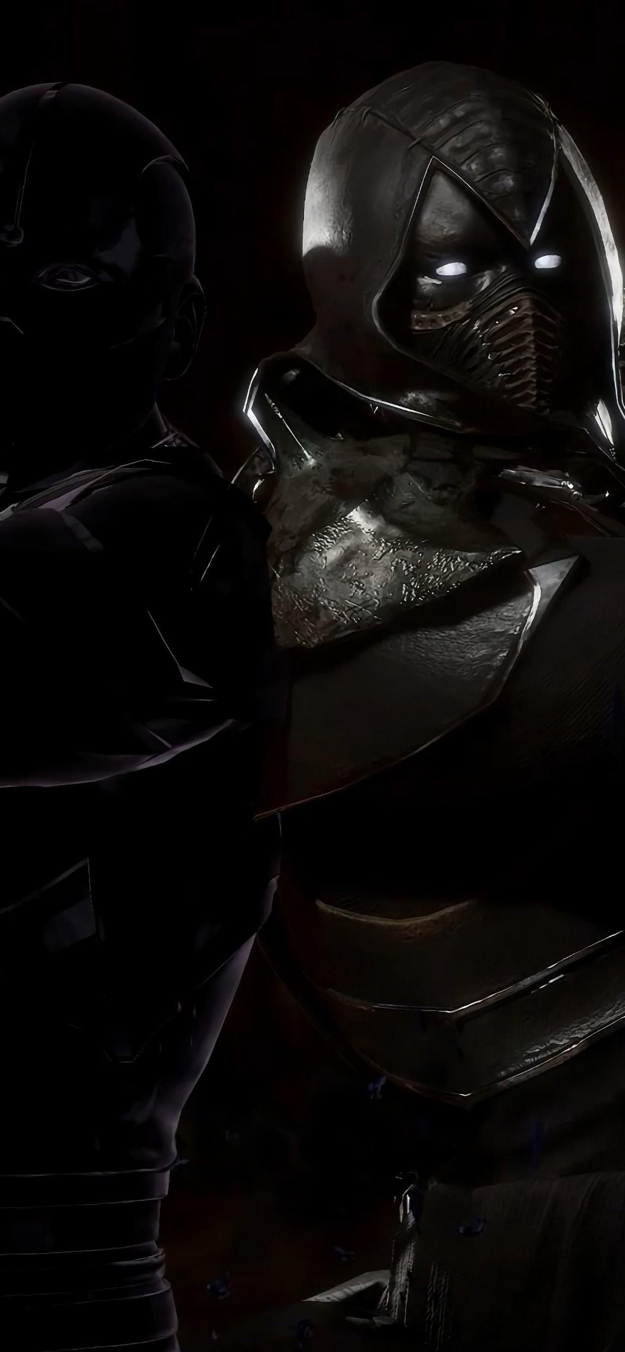 Pin On Galaxie Tapete Noob Saibot Mortal Kombat Iphone Wallpaper