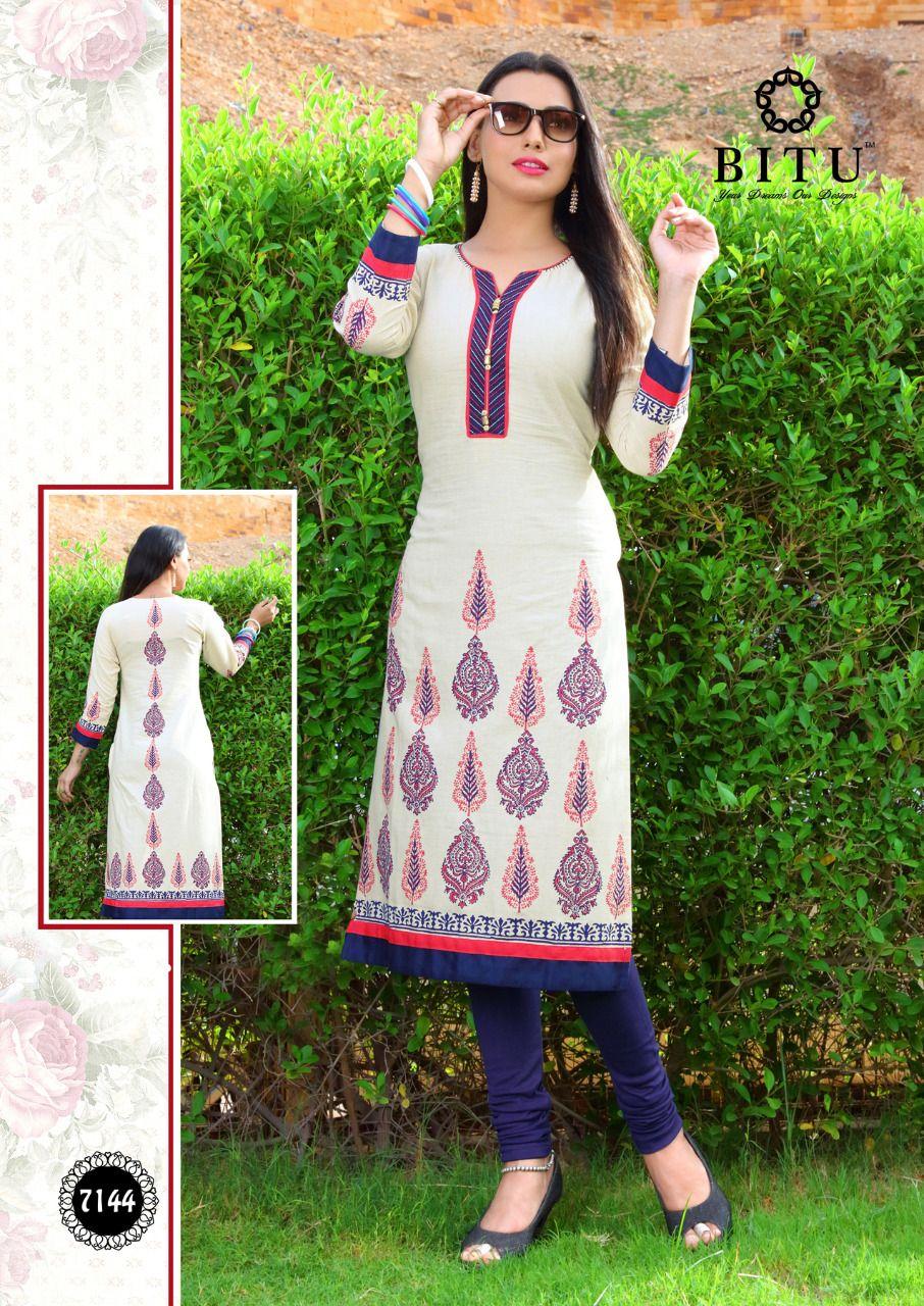 29e4b15c7  Bitu Chogada Cotton printed Casual wear  kurtis wholesaler. Bitu  manufacture  2019 latest Designer  Chogada  Cotton daily wear kurtis buy at   catalog ...
