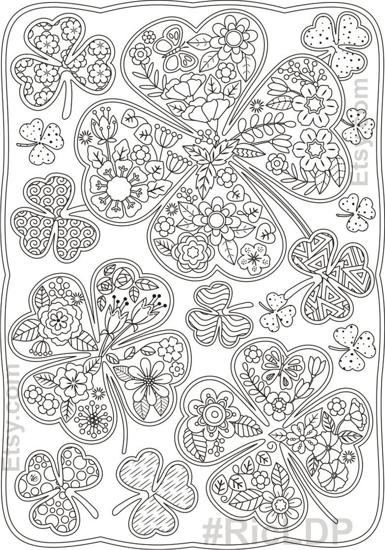 Saint Patrick S Day St Patricks Day Crafts For Kids St Patrick Day Activities St Patricks Coloring Sheets