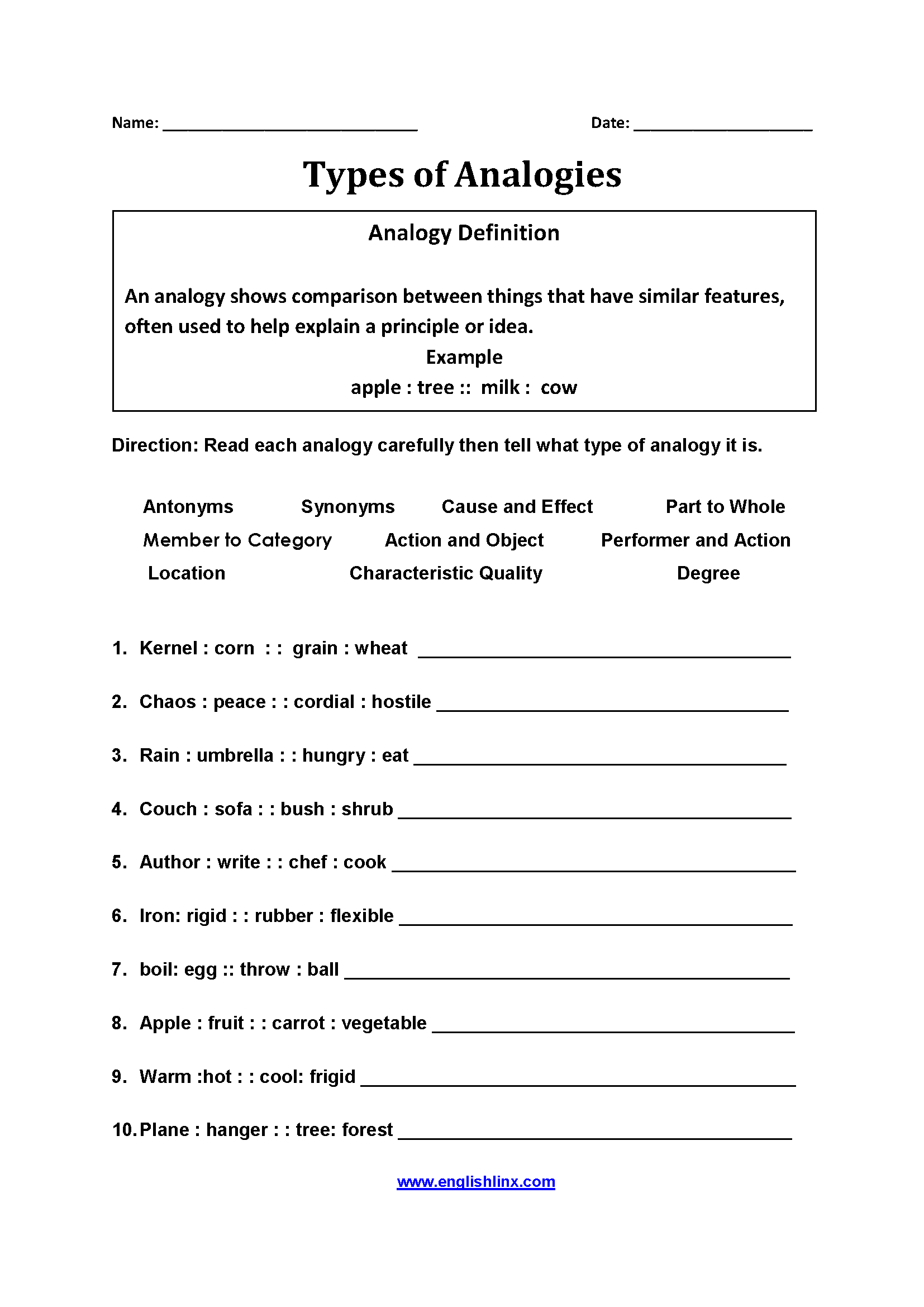 hight resolution of Free Printable Cause And Effect Worksheets 3rd Grade   Printable Worksheets  and Activities for Teachers