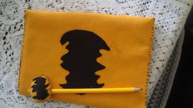 capa do batman em feltro