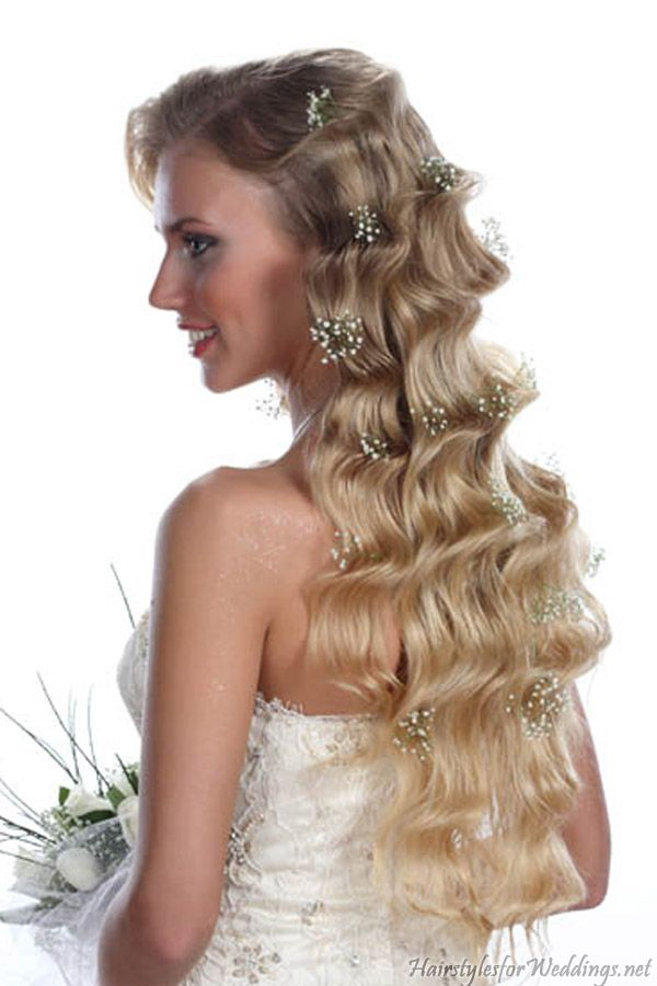French twists modified updos crimped partial updos part hair ...