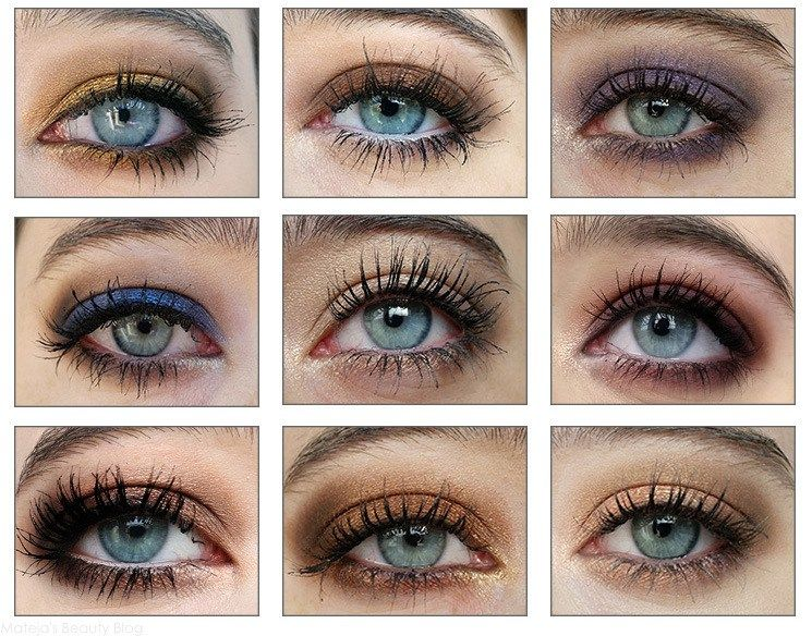 Best Makeup For Blue Green Grey Eyes Grey Eye Makeup Green Eyes