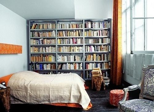 Books in the Bedroom & Books in the Bedroom | Pinterest | Bedrooms Books and Reading nooks