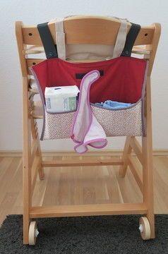 Photo of Tasche für den Hochstuhl – Muster und Nähanleitung via Makerist.de