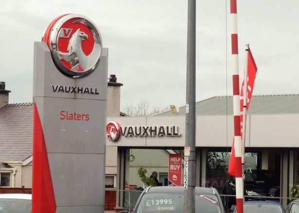 Vauxhall is set to close dealerships amid falling sales The brand
