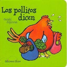 Los Pollitos Dicen Livre En Espagnol Pour Petits Enfants