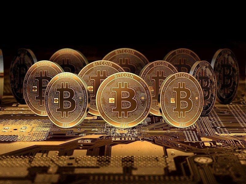 Bitcoin isn't always Stealing Gold's Thunder Frank