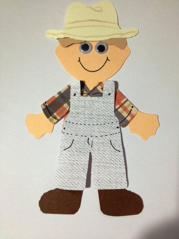 Farm themed kids craft and activity