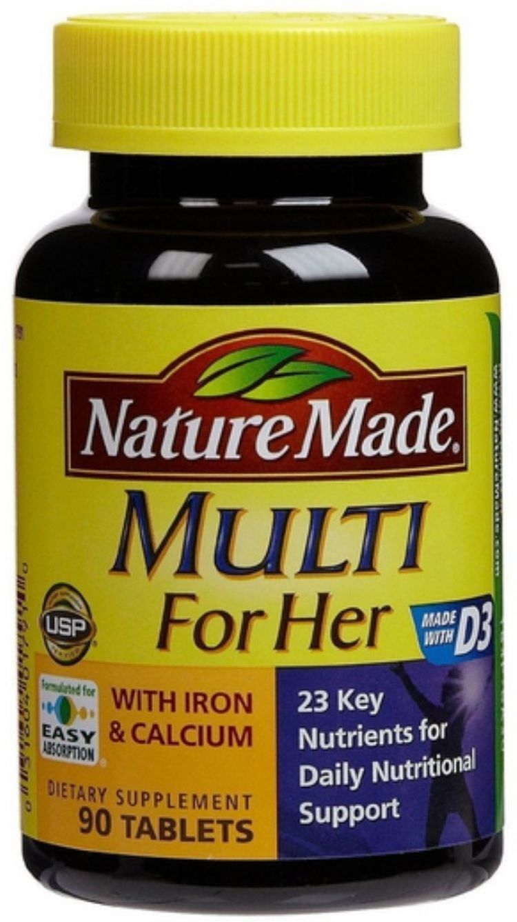 The 7 Best Multivitamins for Women Over 50 to Buy in 2019