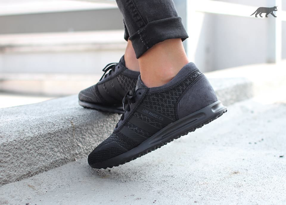 Adidas Los Angeles All Black