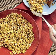 Photo of Grilled Corn with Spiced Tasso Butter – Recipe – FineCooking