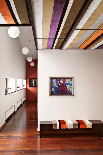 tetos e pisos