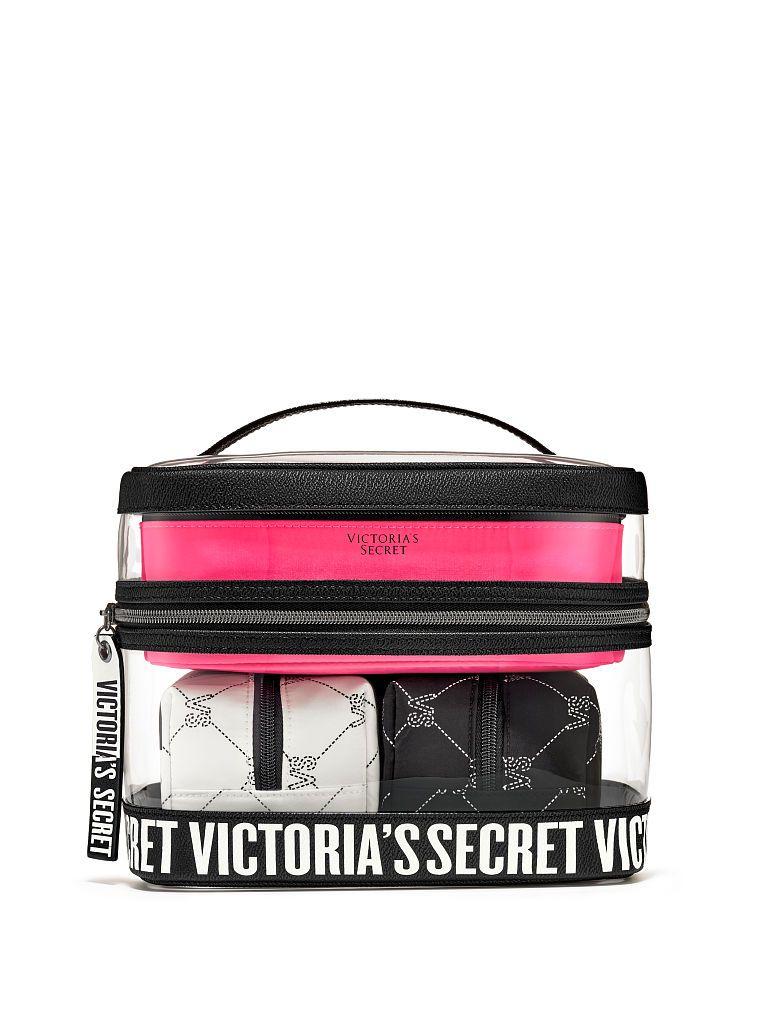 00b69da549d46c Victoria's Secret VS Monogram 4-in-1 Beauty Bag Set | Products in ...