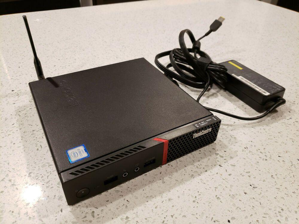 eBay #Sponsored Lenovo ThinkCentre M700 Tiny Intel Core i3