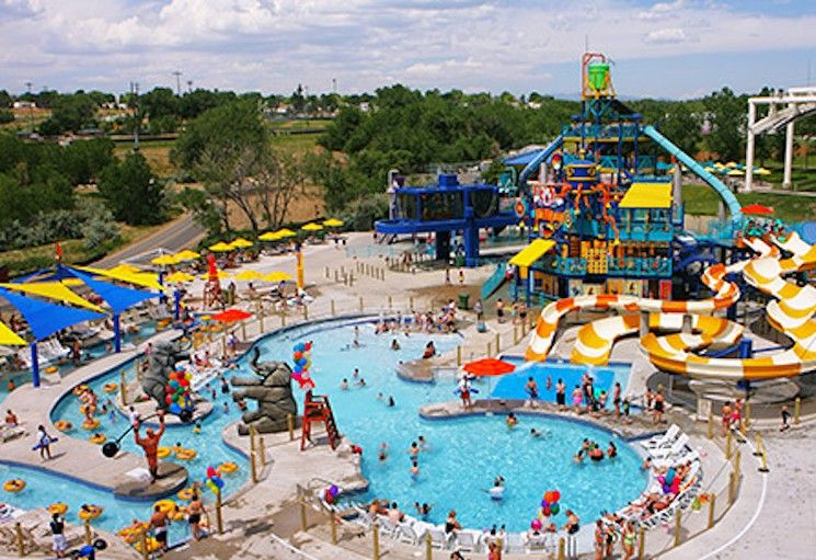 Water World Is Denver S Largest Park And One Of The Country Theme Parks