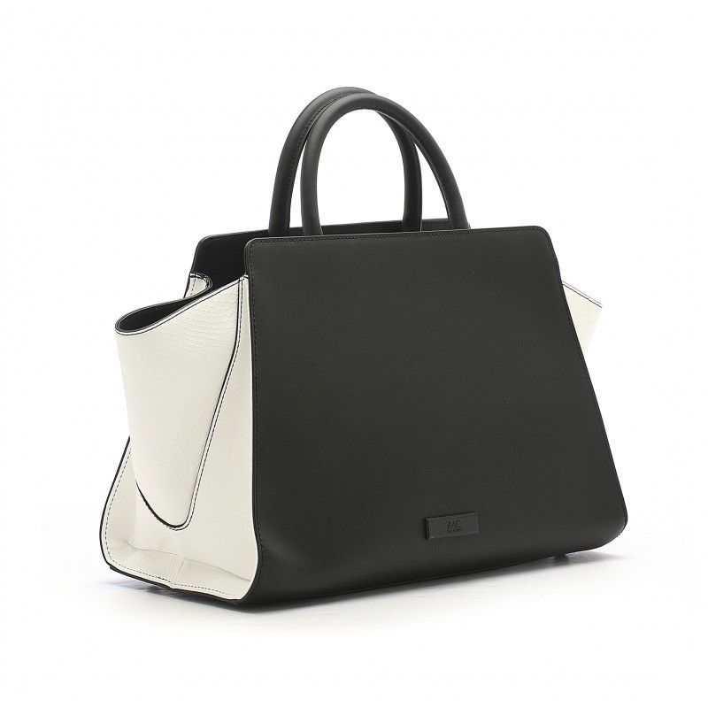 Eartha East/West Satchel - Black