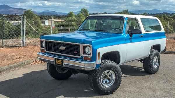 1988 Chevrolet Blazer K5 For Sale 1112398 Dupontregistry Com Chevrolet Blazer K5 Blazer Chevy