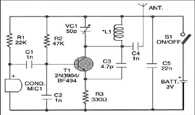 transmittercircuit