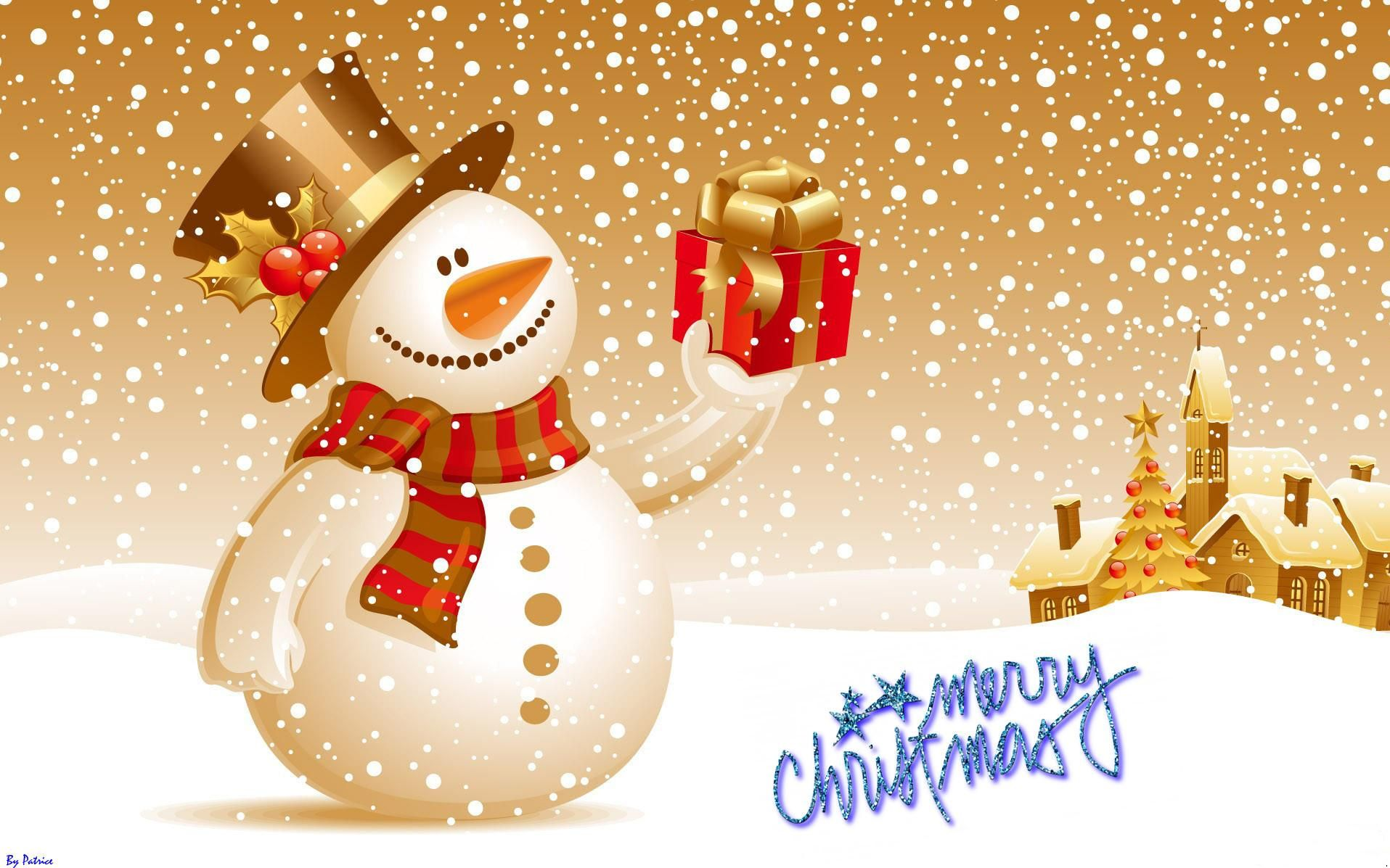 Merry Christmas Wallpaper | HD Wallpapers