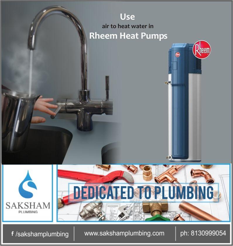 Pin by Saksham Plumbing on Rheem heat pump   Heat pump