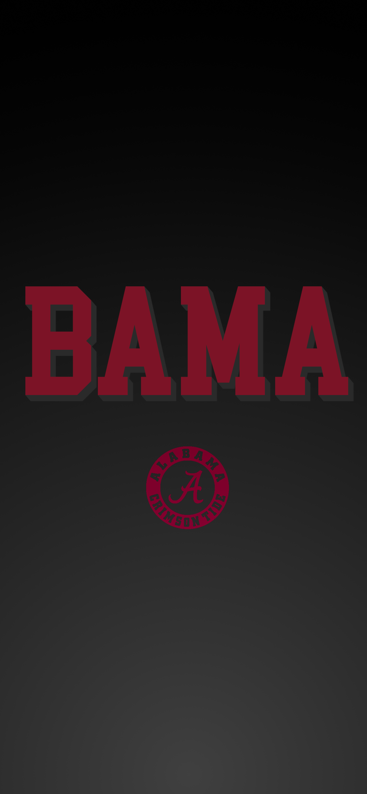 Pin By Nick Pope On High Resolution Alabama Football Wallpapers Hd Iphone Alabama Crimson Tide Logo Alabama Crimson Tide Alabama Football Roll Tide