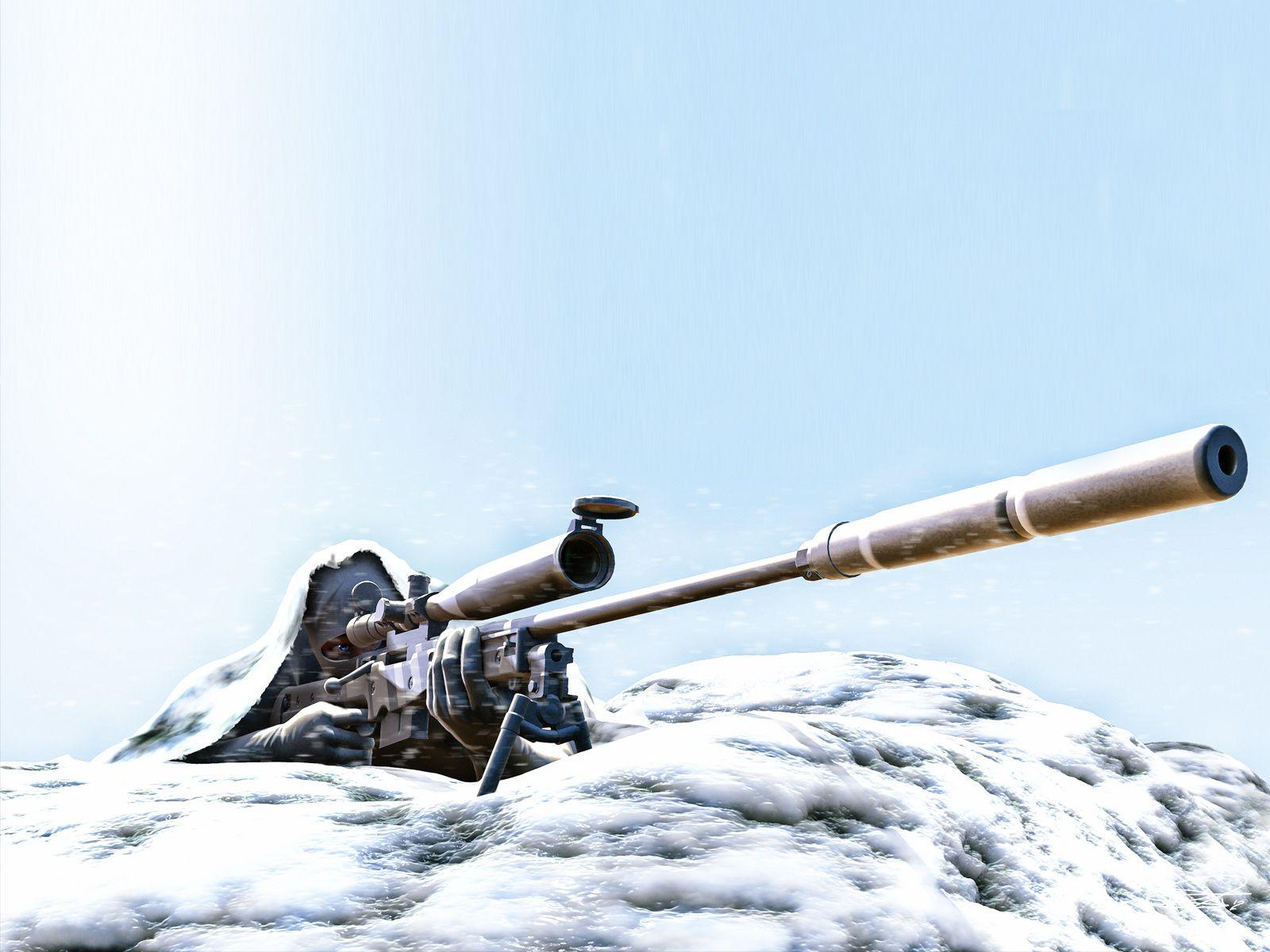 Military Sniper Military Marine Wallpaper gun