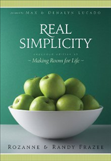 Real Simplicity - simplify - community -- realistic scope and schedules