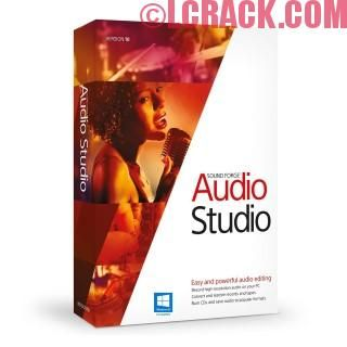 Sound forge audio studio 100 crack with serial number rina microsoft fandeluxe Choice Image