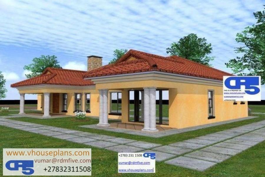 RDM5 House Plan No W1904 Tuscan house plans, House plans