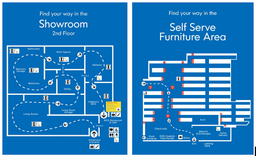 A map of Ikea. | Wayfinding | Personality types, Information ... Ikea Paramus Map on ikea wall map, ikea woodbridge map, paramus new jersey map,