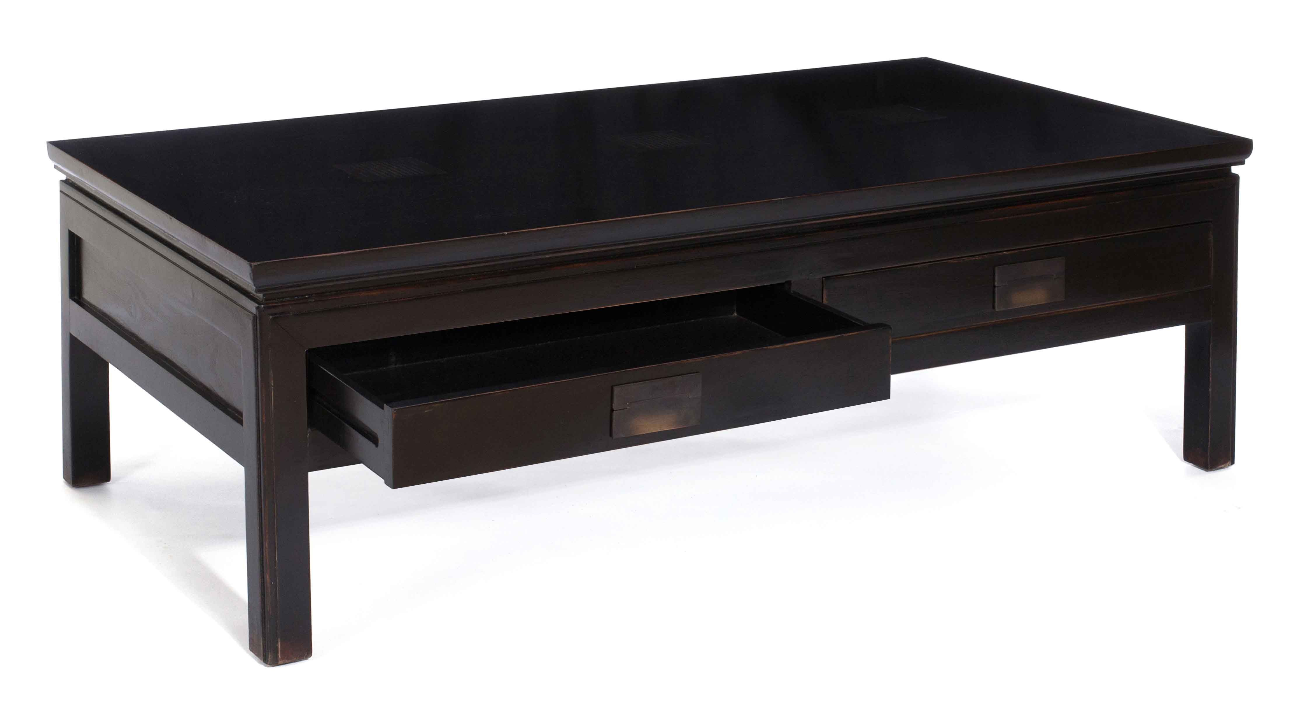 Black Lacquer Coffee Table Lombok Google Search Coffee Table