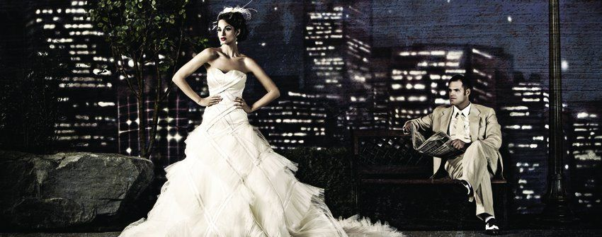 One of many MATTHEW CHRISTOPHER bridal gowns available at our ...