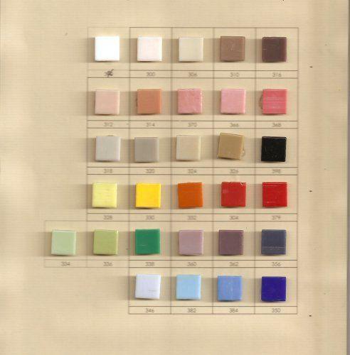 Trend Mosaique nuancier des tesselles mosaiques en trend lux - trend lux smalto
