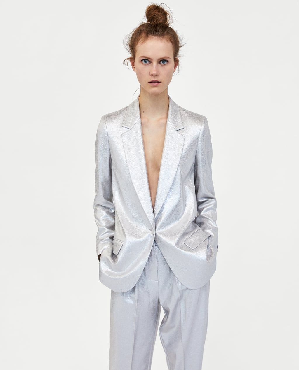 3e707e82f0 Women's Blazers | New Collection Online | ZARA United States ...